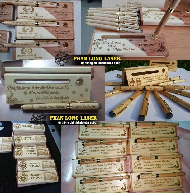 Bút gỗ khắc tên bán ở đâu giá rẻ? Địa chỉ nào làm bút gỗ viết gỗ khắc tên ở Tp Hồ Chí Minh, Sài Gòn, Đà Nẵng, Hà Nội và Cần Thơ