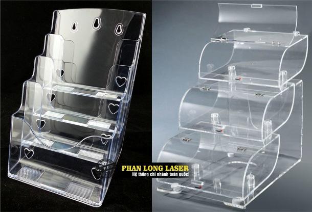 Công ty chuyên nhận gia công làm kệ mica, kệ nhựa acrylic giá rẻ tại Tphcm Sài Gòn, Hà Nội, Đà Nẵng và Cần Thơ