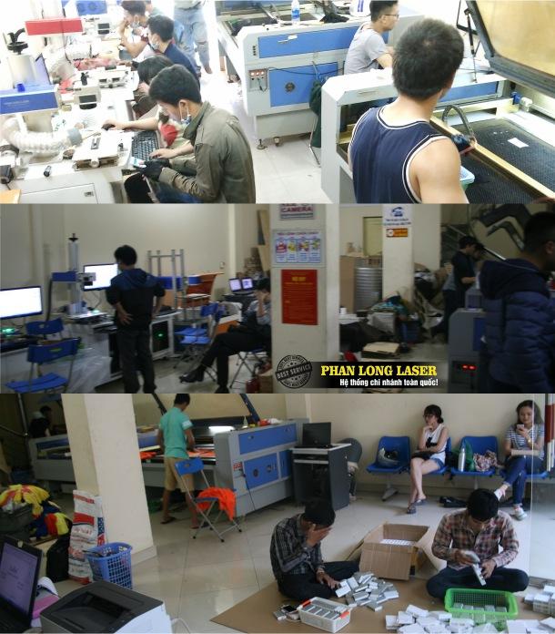 Một vài hình ảnh về Công ty Phan Long Việt Nam tại Hà Nội