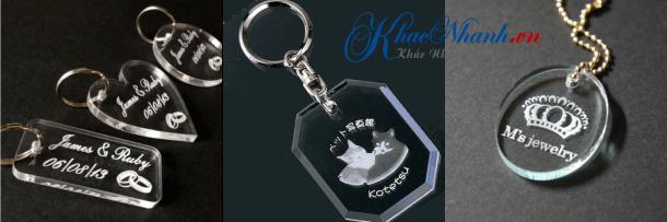 Sản xuất móc khóa theo yêu cầu cho khách hàng tại Hà Đông Hà Nội