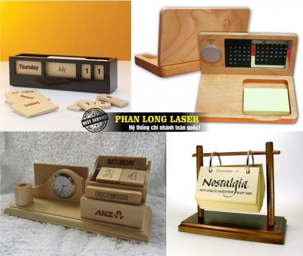 Địa điểm sản xuất bán buôn bán sỉ bán lẻ lịch gỗ để bàn tại Đà Nẵng và Cần Thơ