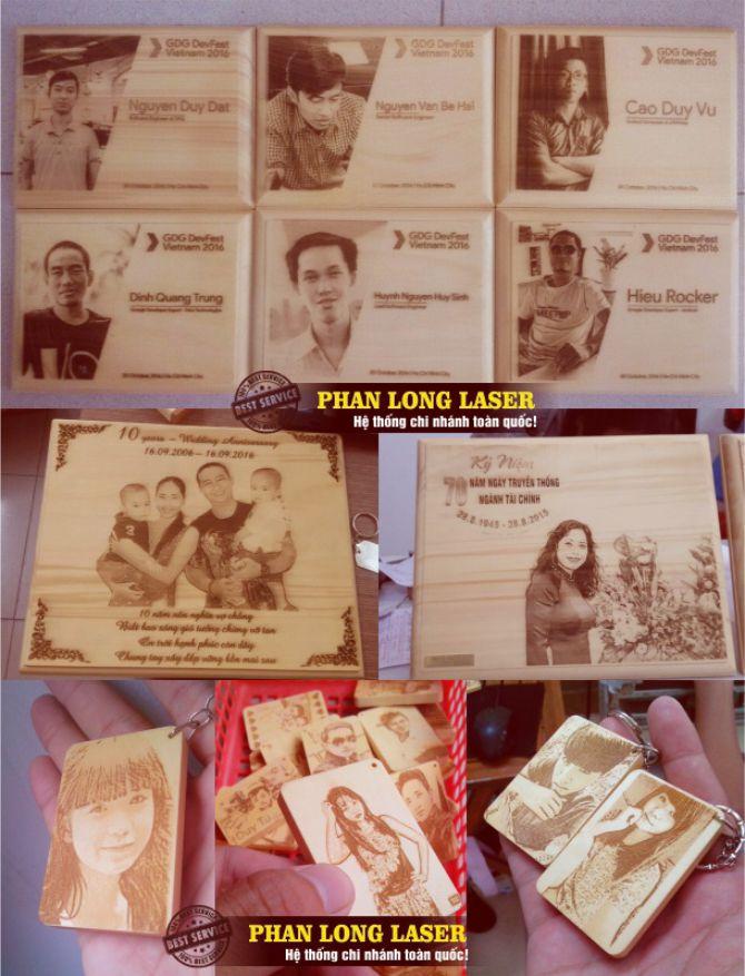 Xưởng gia công chuyên nhận khắc tranh ảnh lên gỗ bằng máy laser tại Tp Hồ Chí Minh, Sài Gòn, Đà Nẵng, Hà Nội và Cần Thơ