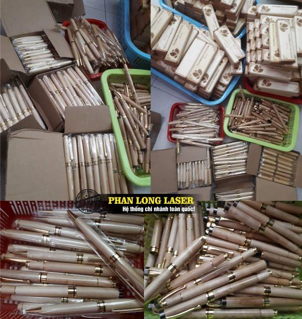 Công ty chuyên phân phối bán buôn bán sỉ bán lẻ các sản phẩm bút viết gỗ, hộp đựng bút viết gỗ khắc laser theo yêu cầu