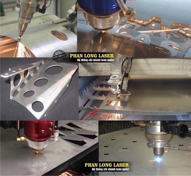 Cơ sở chuyên nhận gia công cắt laser theo yêu cầu lên kim loại inox đồng nhôm tại Hà Nội lấy ngay giá rẻ