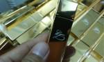 Cơ sở chuyên nhận khắc laser theo yêu cầu lên thân vỏ của thỏi son môi giá cực rẻ