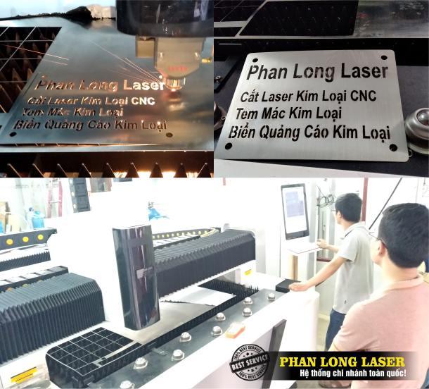 Bảng danh sách các địa chỉ xưởng gia công chuyên nhận cắt laser trên kim loại inox đồng nhôm sắt thép giá rẻ