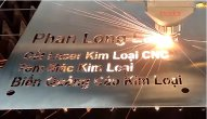 Xưởng gia công cắt laser lên Kim loại, Inox Sắt Thép, Đồng Nhôm tại Tphcm Sài Gòn và Hà Nội