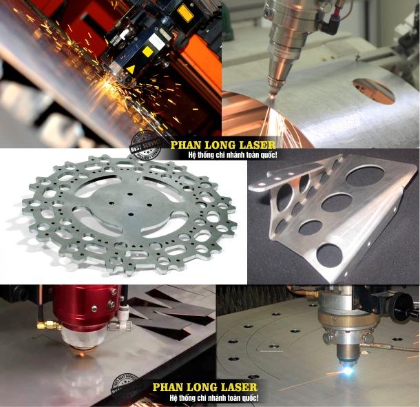 Địa chỉ cơ sở chuyên nhận gia công laser, cắt laser theo yêu cầu lên kim loại tại Quận 1 Sài Gòn