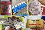 Địa chỉ Làm Tem Nhãn Mác bằng Kim Loại Inox Đồng Nhôm Giá Rẻ