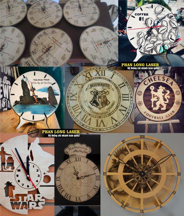 Địa chỉ nhận hướng dẫn cách làm đồng hồ gỗ, cách làm đồng hồ mica tại Tphcm Sài Gòn, Hà Nội, Đà Nẵng và Cần Thơ