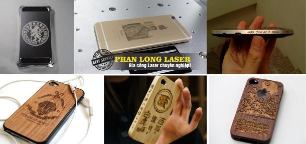 Khắc hoa văn, khắc họa tiết, khắc logo lên vỏ laptop, vỏ điện thoại