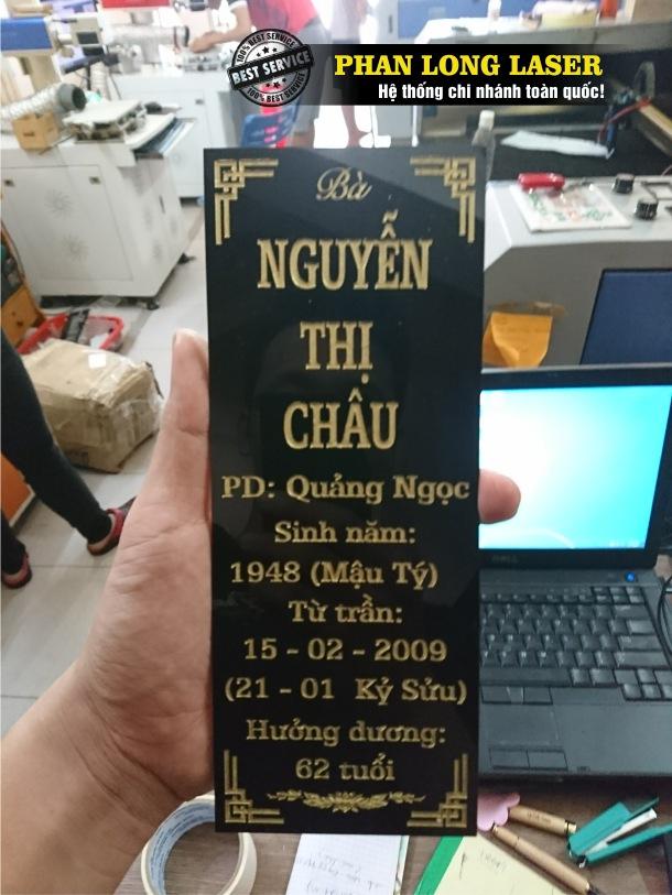 Địa chỉ cơ sở nhận khắc bài vị theo yêu cầu tại Tphcm Sài Gòn, Hà Nội, Đà Nẵng và Cần Thơ