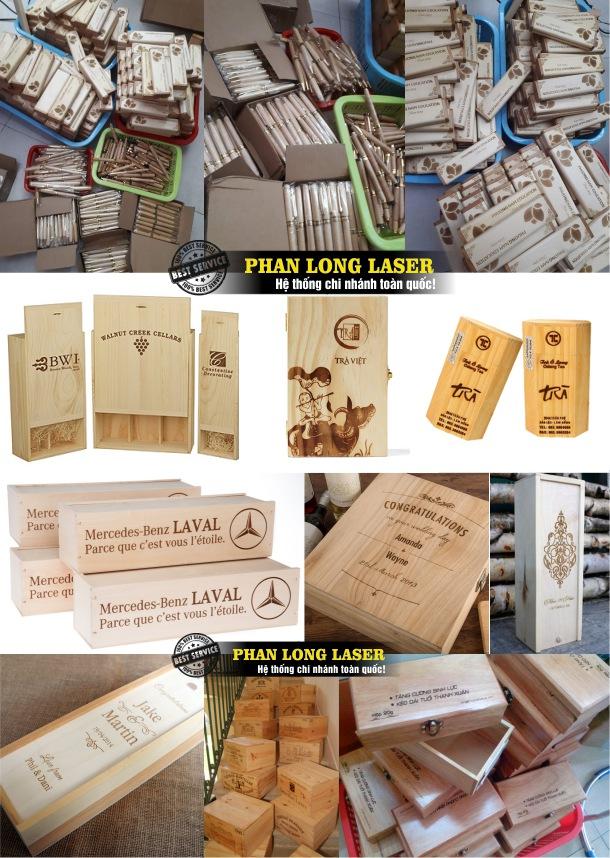 Địa chỉ khắc gỗ tại Hà Nội, Đà Nẵng, Tp Hồ Chí Minh, Cần Thơ bằng máy laser
