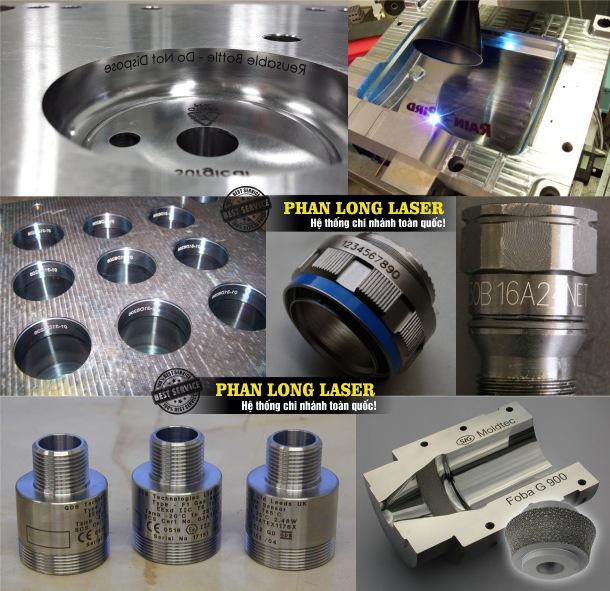 Địa chỉ cơ sở chuyên nhận khắc laser theo yêu cầu lên khuôn mẫu kim loại inox giá rẻ ở Hà Nội