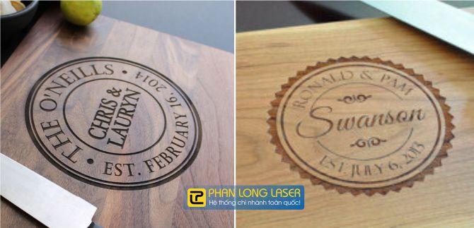 Địa chỉ nhận khắc laser cnc theo yêu cầu lên gỗ lấy liền giá rẻ