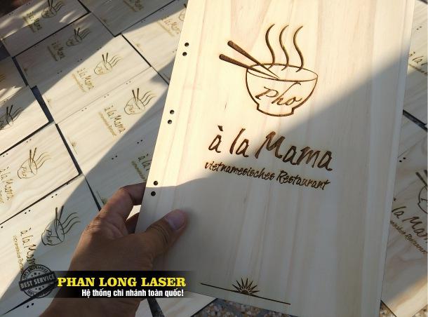 Có nên làm menu bằng gỗ không và làm menu bằng gỗ ở đâu lây ngay, lấy nhanh, lấy liền giá rẻ