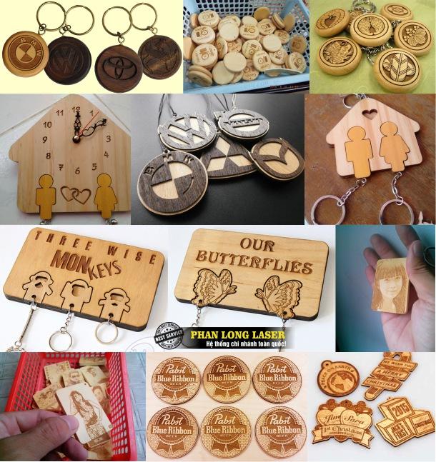 Bán buôn móc khóa gỗ khắc tên, khắc chữ, khắc logo, khắc chân dung, khắc hình ảnh, khắc hoa văn, khắc thư pháp giá rẻ