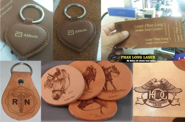 Xưởng sản xuất làm móc chìa khóa bằng da ở Hà Nội