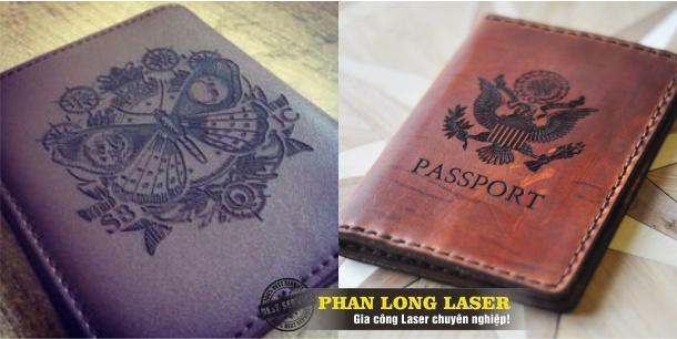 Ví da, Bóp da đựng PassPort Hộ chiếu tại Cần Thơ