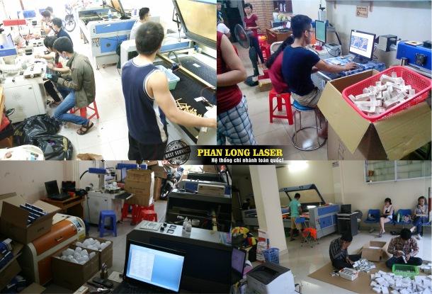 Một số hình ảnh về xưởng khắc gỗ phan long laser
