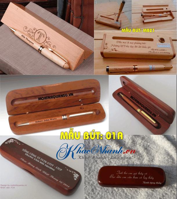 Xưởng sản xuất bút gỗ tại Tphcm