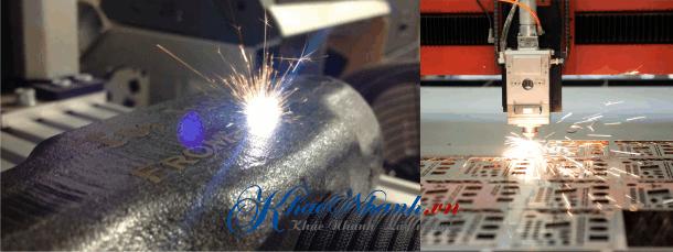 Cắt laser giá rẻ tại Quận 1 hcm