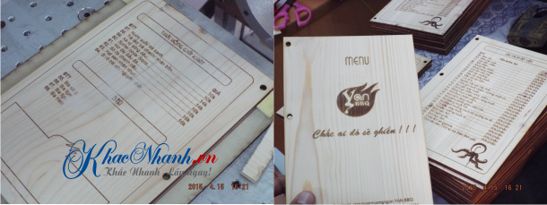 Địa chỉ nào tại Đống Đa Hà Nội nhận khắc laser trên gỗ